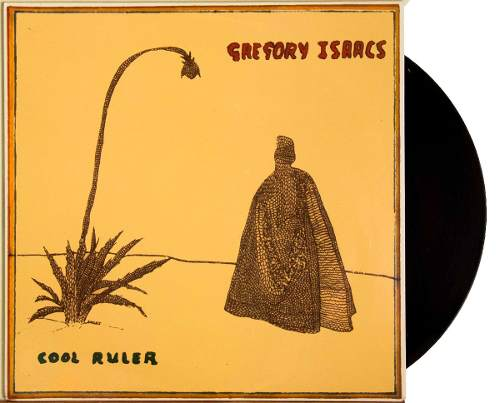 Lp Vinil Gregory Isaacs Cool Ruler
