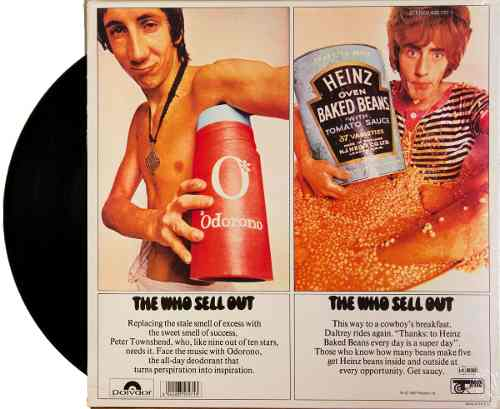 Lp Vinil The Who Sell Out