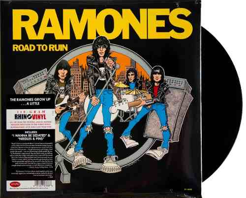 Lp Vinil Ramones Road To Ruin
