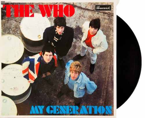Lp Vinil The Who My Generation