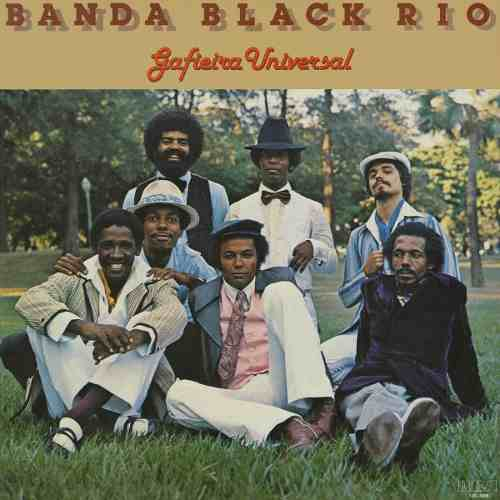 Lp Vinil Banda Black Rio Gafieira Universal