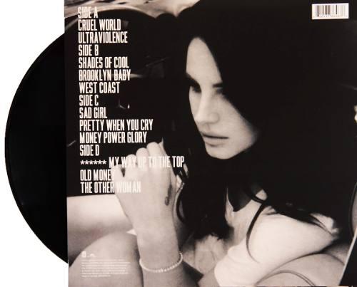 Lp Vinil Lana Del Rey Ultraviolence