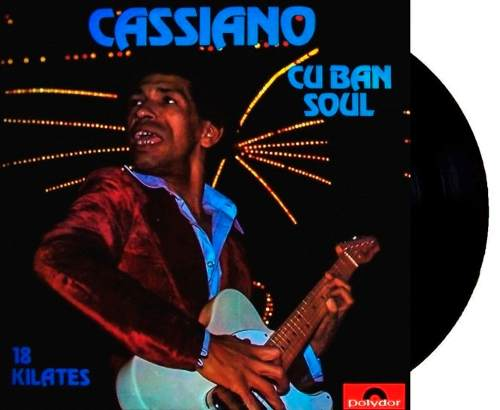 Lp Vinil Cassiano Cuban Soul 18 Kilates