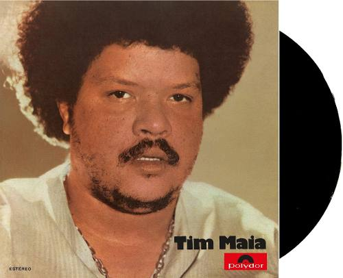 Lp Vinil Tim Maia 1971