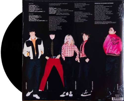 Lp Vinil Blondie 1976