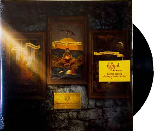 Lp Vinil Opeth Pale Communion