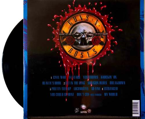 Lp Vinil Guns N Roses Use Your Illusion II