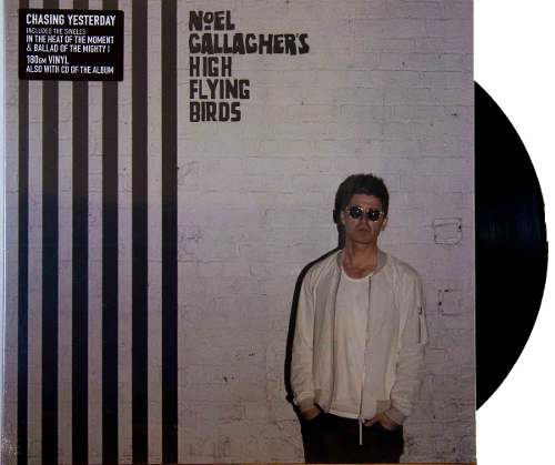 Lp Vinil Noel Gallagher High Flying Bird Chasing Yesterday