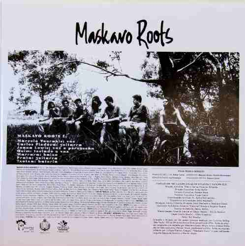 Lp Vinil Maskavo Roots
