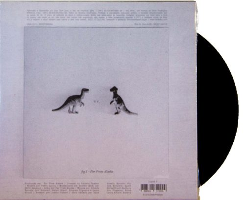 Lp Vinil Compacto Far From Alaska Chills Dino Vs Dino
