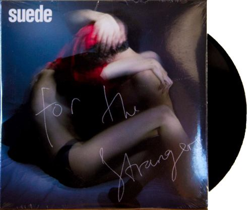 Lp Vinil Compacto Suede For The Strangers