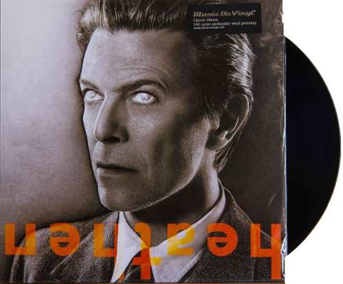 Lp Vinil David Bowie Heathen
