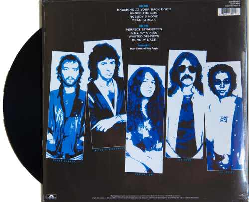 Lp Vinil Deep Purple Perfect Strangers