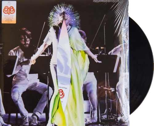 Lp Vinil Bjork Vulnicura Strings