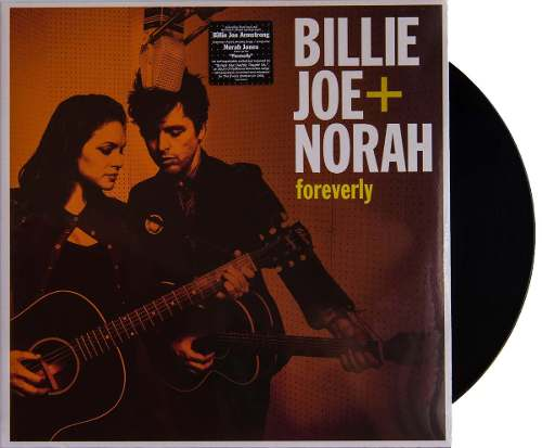 Lp Vinil Billie Joe + Norah Jones Foreverly