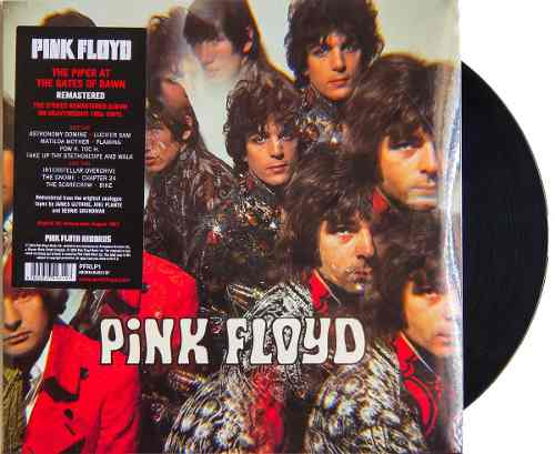 Lp Vinil Pink Floyd The Piper At The Gates Of Dawn