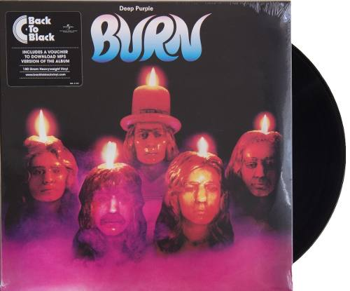 Lp Vinil Deep Purple Burn