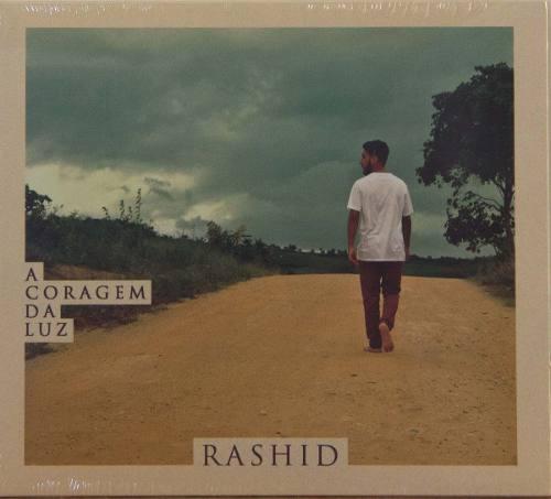Cd Rashid A Coragem Da Luz