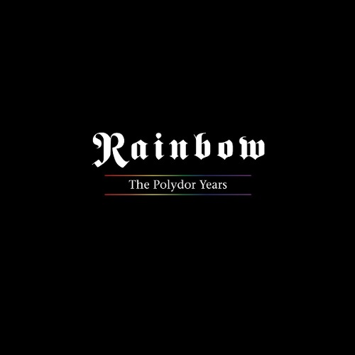 Lp Vinil Box Set Rainbow The Polydor Years