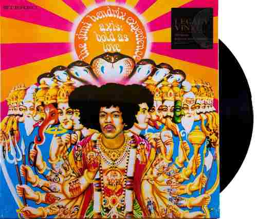 Lp Vinil Jimi Hendrix Axis Bold As Love