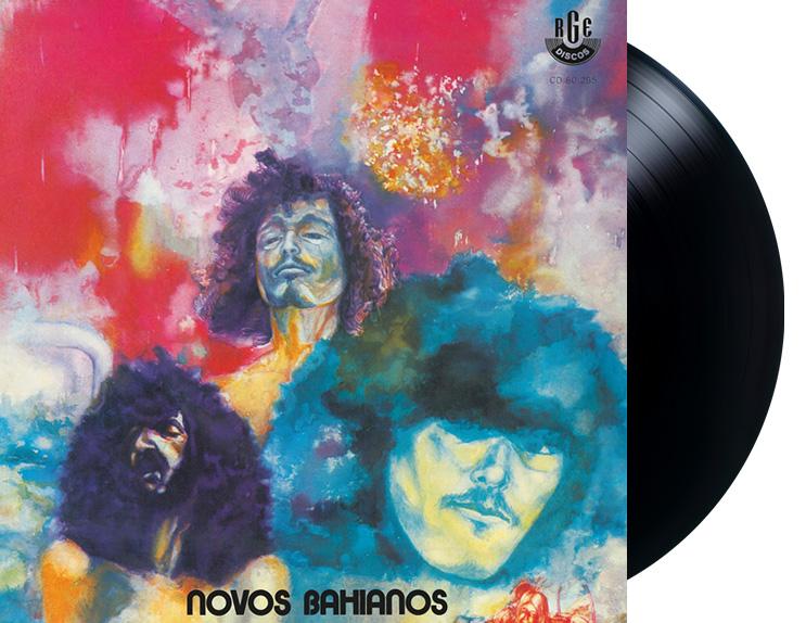 Lp Vinil Compacto Novos Baianos 1970