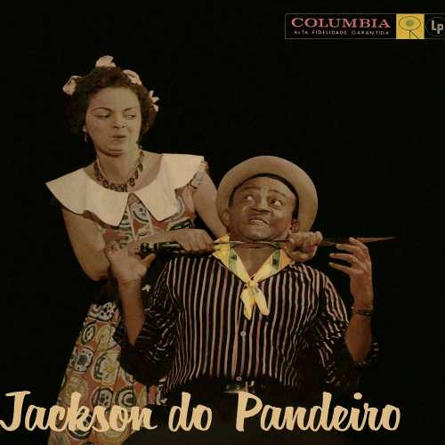 Lp Vinil Jackson Do Pandeiro 1959