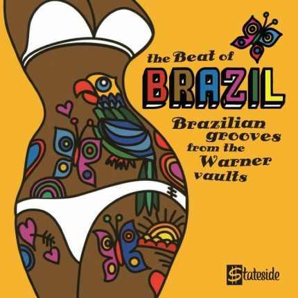 Cd The Beat Of Brazil Brazilian Grooves