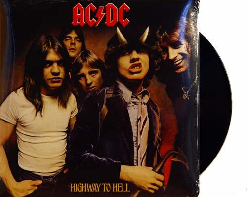 Lp Vinil ACDC Highway To Hell