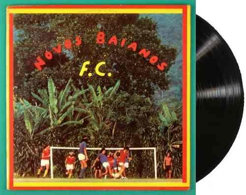 Lp Vinil Novos Baianos Futebol Clube