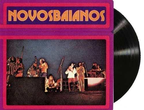 Lp Vinil Novos Baianos 1974