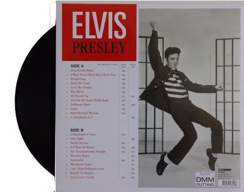 Lp Vinil Elvis Presley Number One Hits