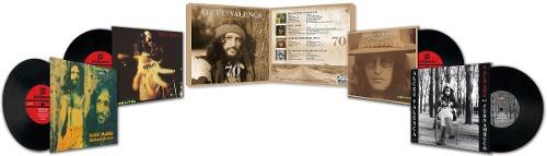 Lp Vinil Box Set Alceu Valença 70 Anos