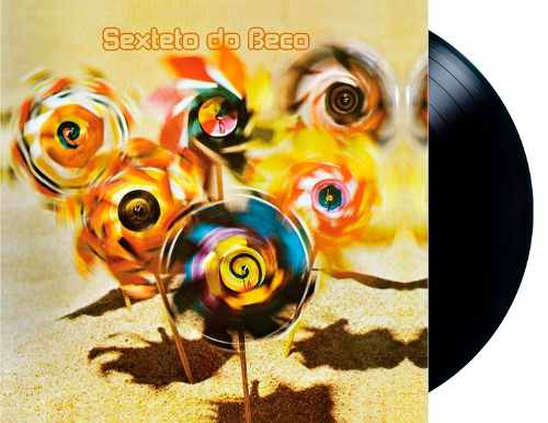 Lp Vinil Sexteto Do Beco 1980
