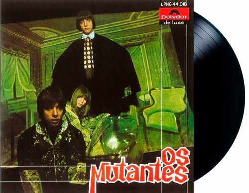 Lp Vinil Os Mutantes Primeiro 1968
