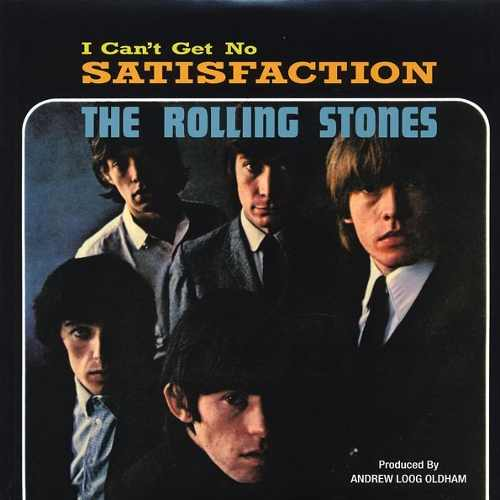 Lp Vinil The Rolling Stones I Can't Get No Satisfaction
