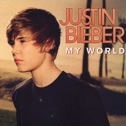 Lp Justin Bieber My World