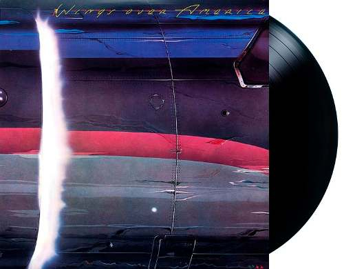 Lp Vinil Paul Mccartney Wings Over America