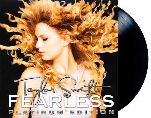 Lp Vinil Taylor Swift Fearless Platinum Edition