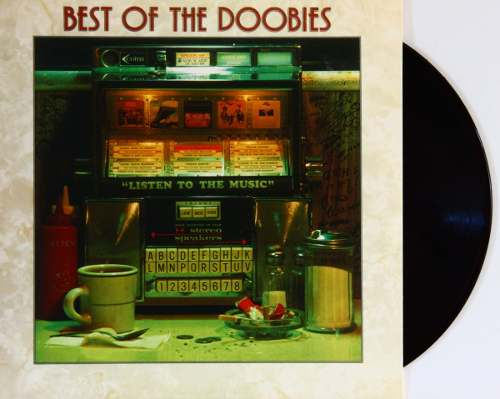 Lp Vinil Best Of The Doobie Brothers Vol. 1
