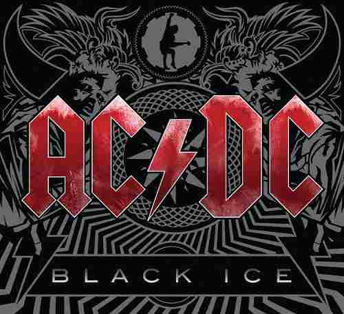 Lp Vinil ACDC Black Ice