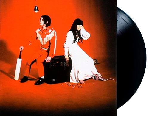Lp The White Stripes Elephant