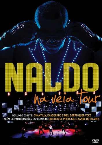 Dvd Naldo Na Veia Tour