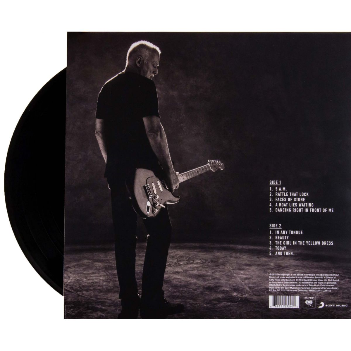Lp Vinil David Gilmour Rattle That Lock