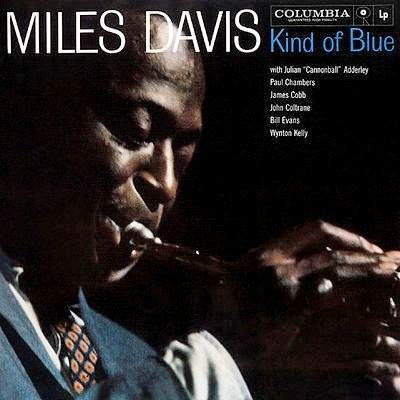 Cd Miles Davis Kind Of Blue