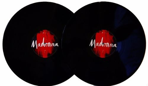 Lp Vinil Madonna Rebel Heart UK