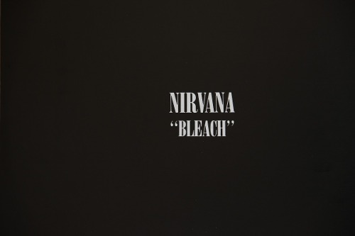 Lp Vinil Nirvana Bleach