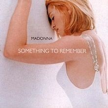 Cd Madonna Something To Remember