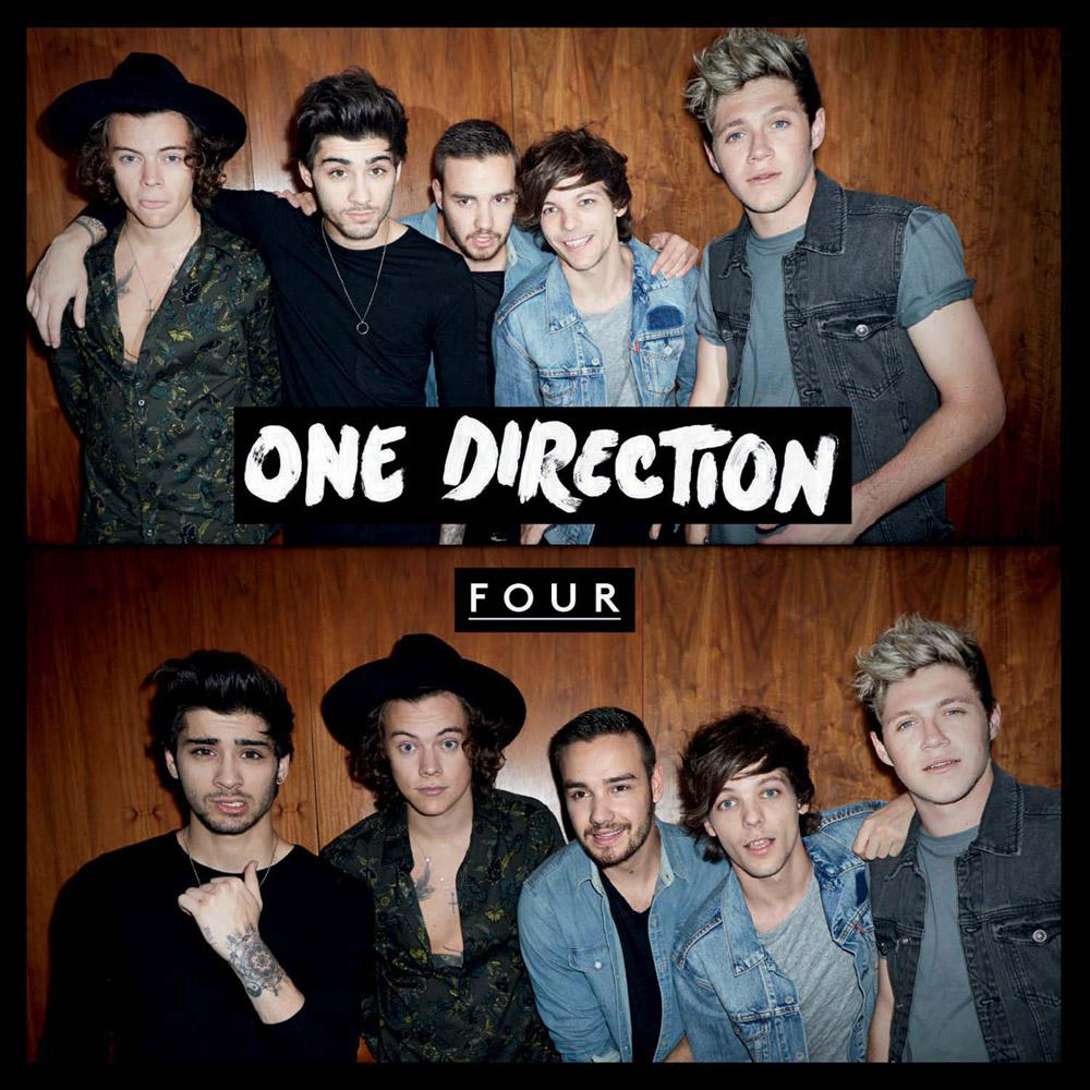 Cd One Direction Four