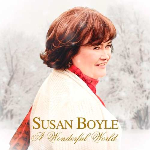 Cd Susan Boyle A Wonderful World