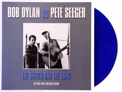 Lp Vinil Bob Dylan & Pete Seeger Singer And The Song